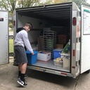 Freshman leads schools' efforts to help after hurricanes