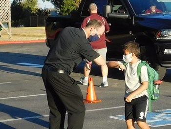 Catholic schools welcome students back in different ways