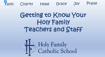 Reopening Catholic Schools. Creating Joy.