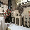 Pope: We must put our belief in the diginity of life into practice