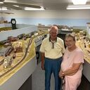 Marble Falls couple thrive on faith, family, model trains