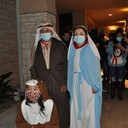 Annual posada prepares the way for the birth of Christ