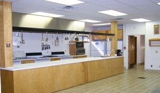 Conference Center Kitchen