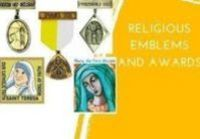 Religious Emblems and awards