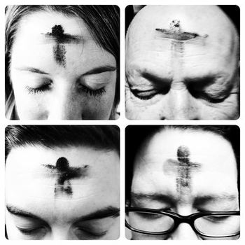 Ash Wednesday, Day of Reflection