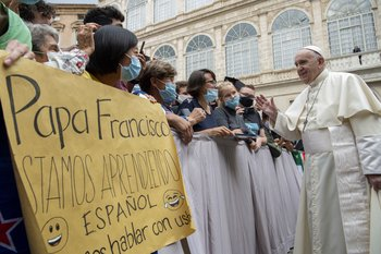 Pope: Respect for each human life is essential for peace, equality