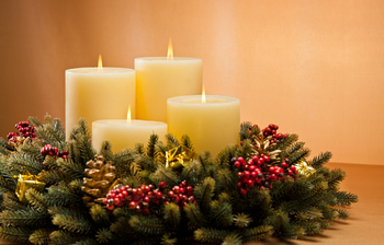 Dec. 2, 9 & 16 = 1 hour Virtual Advent Reflection with: 3 different speakers