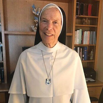 January 20 – Virtual Interview @ 10am with Mother Mary Assumpta Long, OP