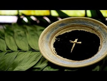 Ash Wednesday Reflection, click to read more...