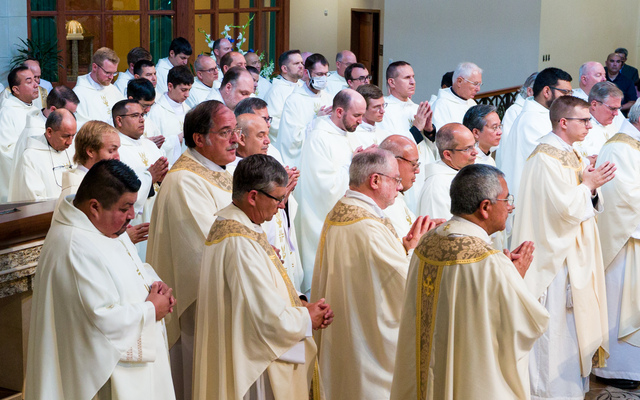 Priests in the Diocese