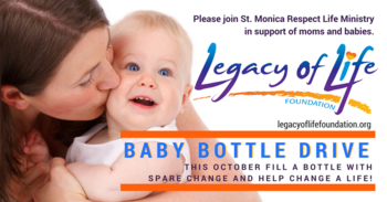 Legacy of Life Foundation Baby Bottle Drive