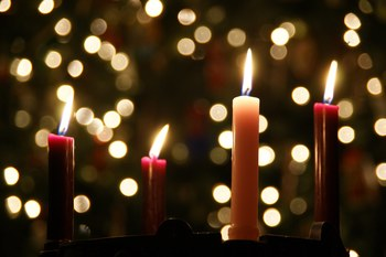 Advent by Candlelight for the Women of the Parish