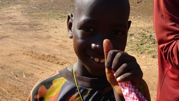 Helping Hands Talk by Levi Keene - Experiences in Burkina Faso and Around the World