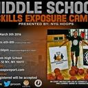 NYGHoops Middle School Skills Camp 2015