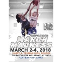 NYG Middle School March Madness 2018