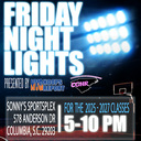 3rd Annaul Friday Nights Lights Middle School Open Run (Charlotte).