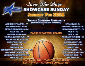 Blue Star Showcase Sunday