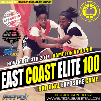 EAST COAST ELITE 100 NATIONAL EXPOSURE CAMP
