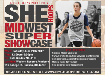 She Hoops Midwest Super Showcase