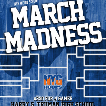 3rd Annual NYG March Madness (NYC)
