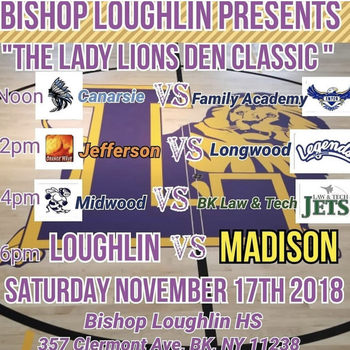 The Lady Lions Den Classic