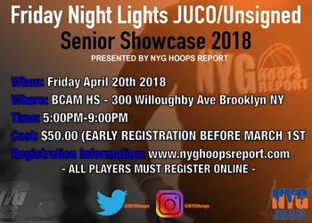 Friday Night Lights JUCO/Unsigned Senior Showcase