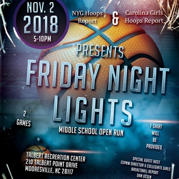 Friday Night Lights (NC Middle School)