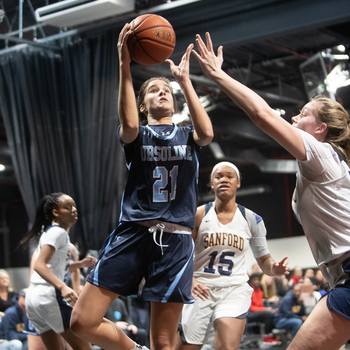Bria Hartley Christmas Classic