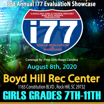 3RD ANNUAL I77 EVALUATIONS & SHOWCASE