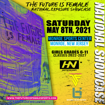 The Future is Female National Exposure Showcase