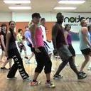 Fitness Ministry Line Dance Class