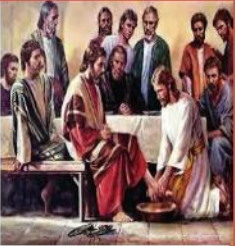 Holy Thursday - The Last Supper (Washing of the Feet)