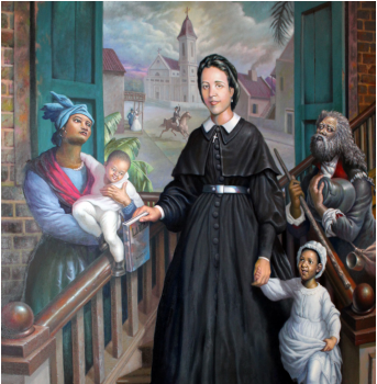 175th Anniversary of the Holy Family Nun's foundress, Mother Henriette Delille