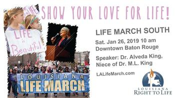 Life March Registrations!