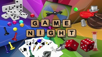 Youth Ministry Game Night