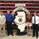 8th Grade Awards at the Illinois State Science Fair