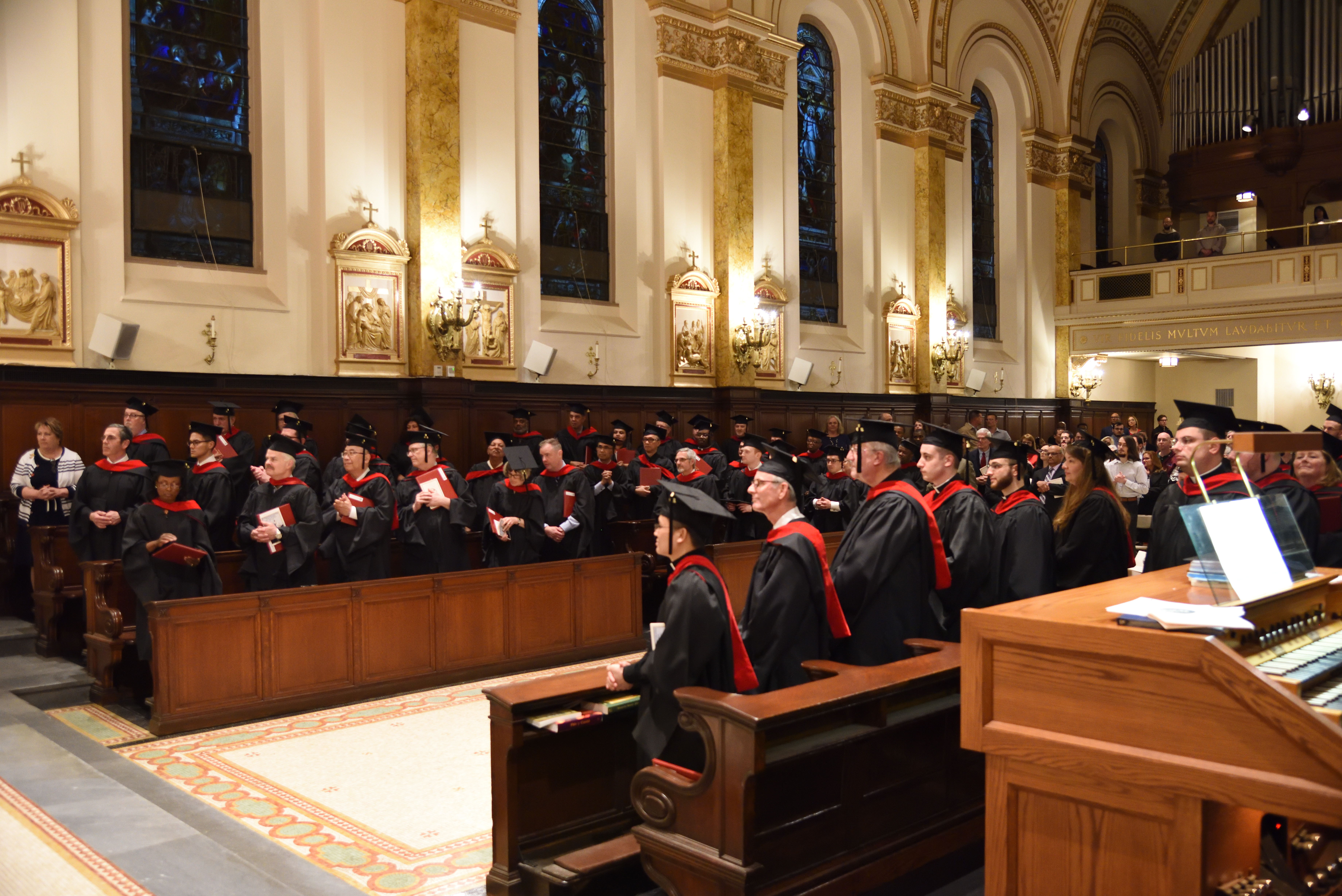 Online Master of Arts in Theology Program