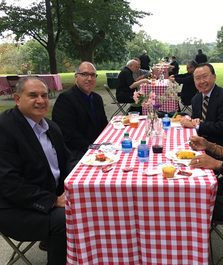 Annual Mass of the Holy Spirit & Picnic