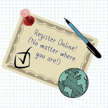 New: Online Registration for Sharing Community and F.I.S.H.