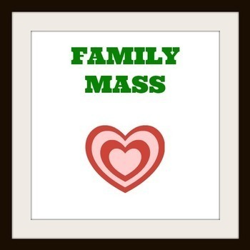 POSTPONED - 5th Grade Family Mass