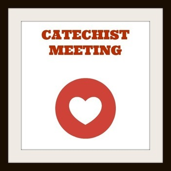 Catechists Meeting with Loyola Press