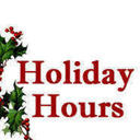 Campus Holiday Hours