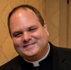 Welcome Father Steve Paolino