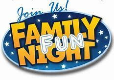 2nd Annual Family Fun Raffle Night February 21st