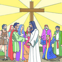 Stations of the Cross -Church