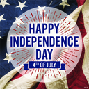 July 4th Holiday - Church and Parish Office are Closed