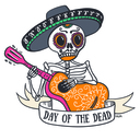 Day of the Dead Celebration - Church, Gathering Hall