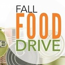 Fall Food Drives - Church Parking Lot