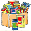 Drive for Mater Christi Food Pantry, Wed. Aug. 19