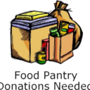 Thank for Our Food Drive This week and News of Next Week's Drive